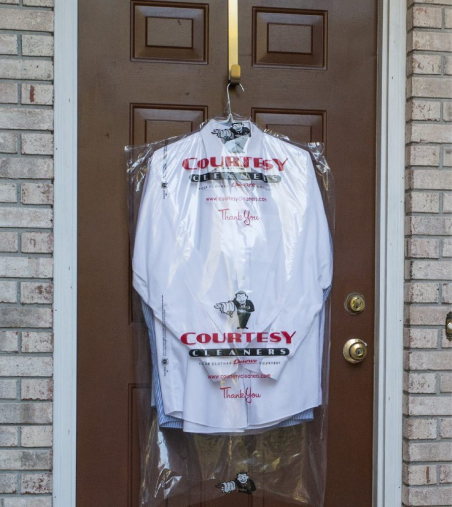 Pickup Delivery Dry Cleaner