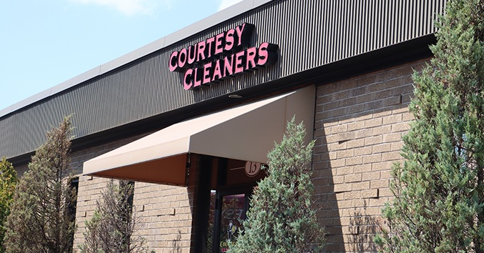 Courtesy Cleaners Yelp